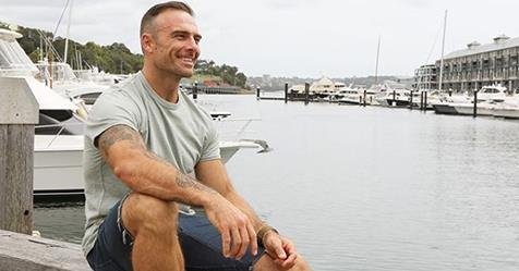 Commando Steve shares a cryptic Instagram post breakup from Michelle Bridges