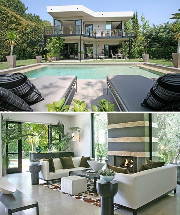 Inside Nicole and Keith's Los Angeles mansion