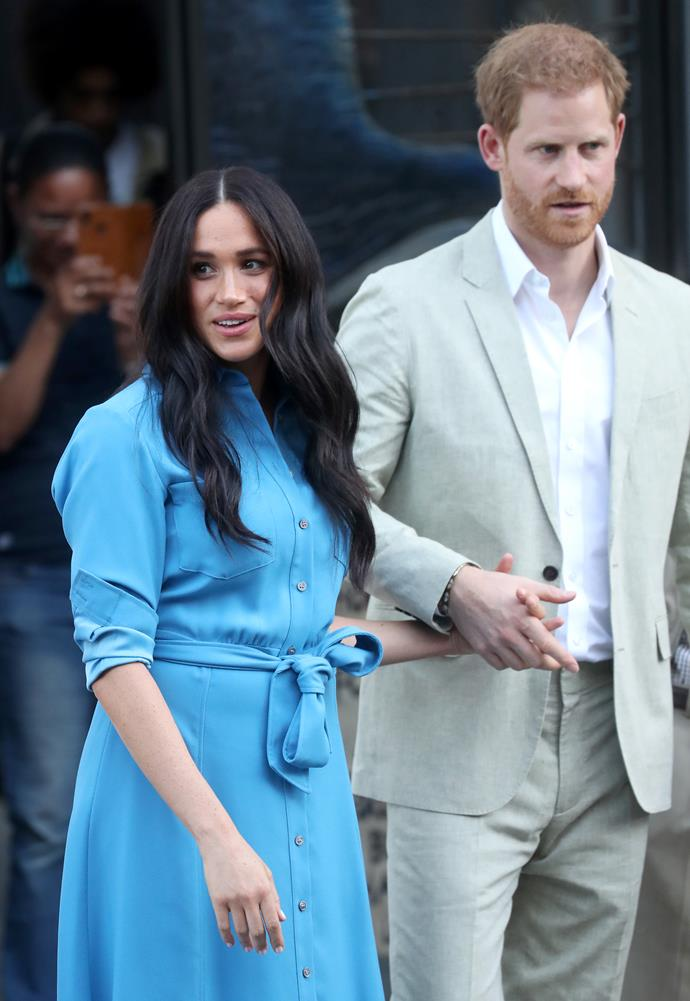 Will the Duke and Duchess have to ditch their Sussex Royal brand?