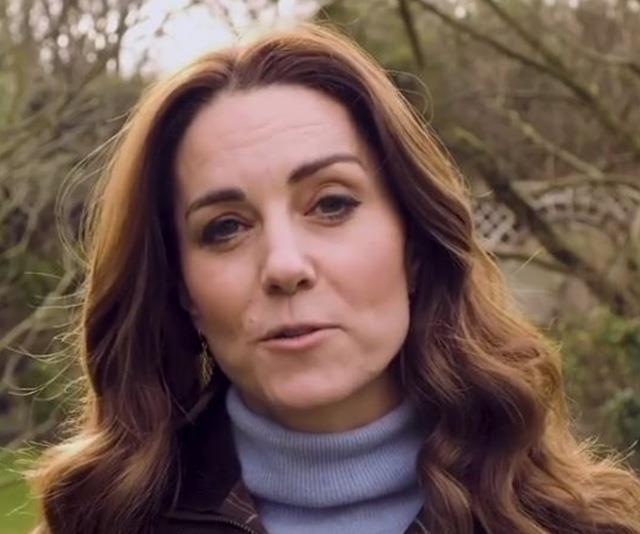 Kate's impassioned plea for parents was shared in a rare video posted to social media.