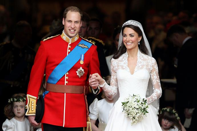 Kate and William's royal wedding in 2011 was nothing short of a spectacle - but it was only the beginning of a worrying norm for the new Duchess.