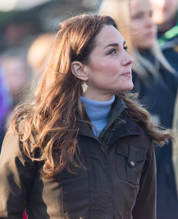 Kate is undoubtedly one of the most watched women in the world, so why aren't we listening to what she has to say?
