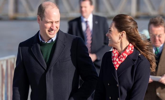 The Duke and Duchess have a very poignant date night on the horizon.