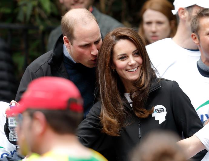 Wills and Kate have long campaigned for those suffering from mental health issues.