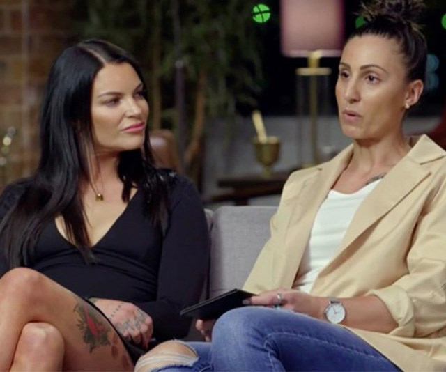 Tash says despite Amanda's claims, the two did spend a decent amount of time together, however she struggled because she didn't feel a spark.