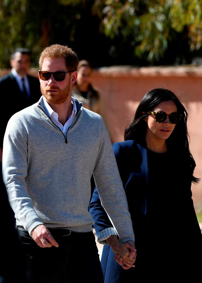 Harry and Meghan have confirmed finer details as to their next steps.