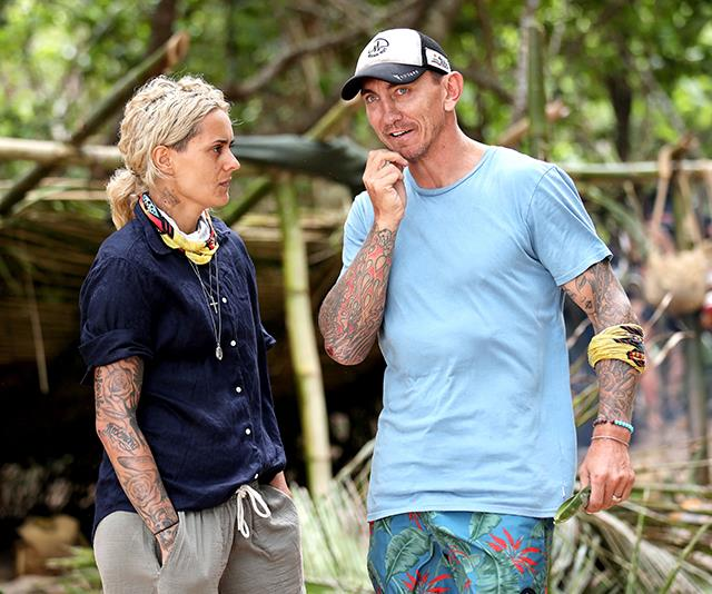 "**Mat Rogers - episode ten** <br><br>  The Godfather is gone! Failing to break the strong alliance in Vakama and having played his idol at the previous tribal council, Mat was voted out in what he described as [""boring game play.""](https://www.nowtolove.com.au/reality-tv/survivor/survivor-2020-mat-rogers-eliminated-62747