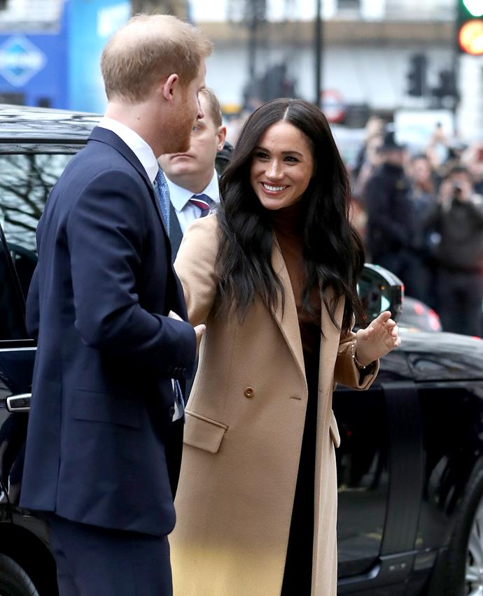 Harry and Meghan will mark their second year in a row attending the annual Endeavour Fund Awards.
