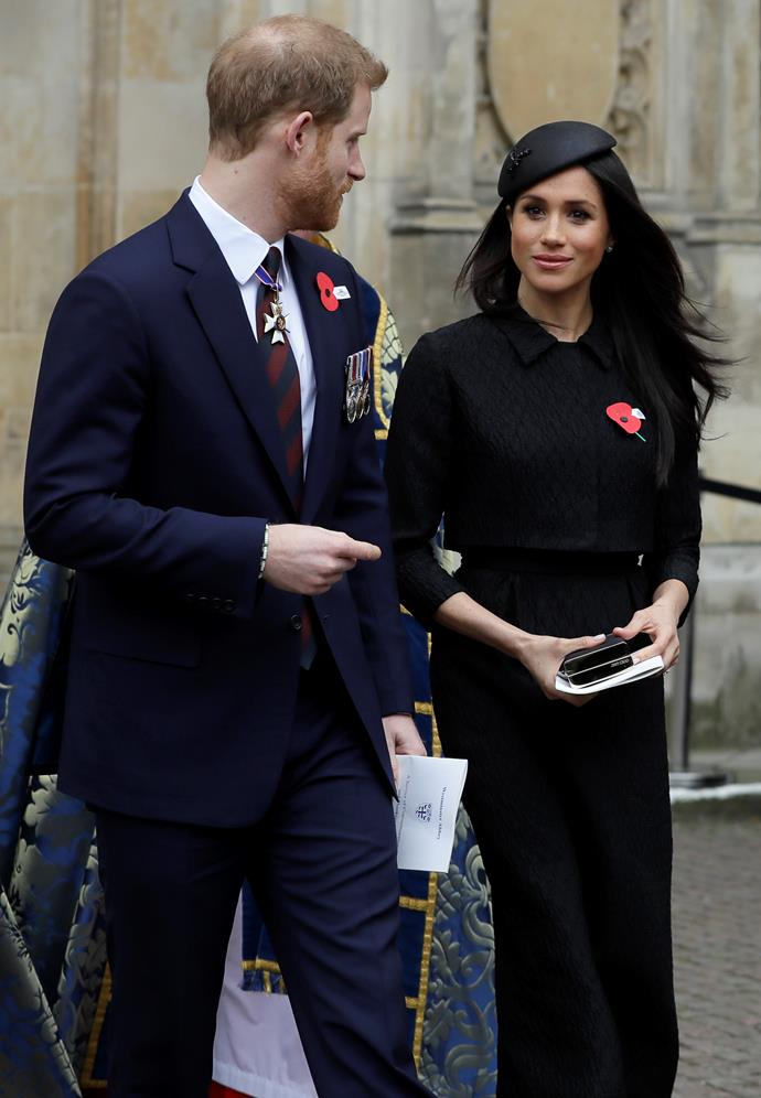 Harry and Meghan are forging an independent path ahead, but there's a couple of loose ends to tie up before they do so.
