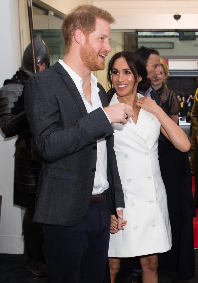 Not to worry, we've got plenty more Harry and Meghan appearances to look forward to!