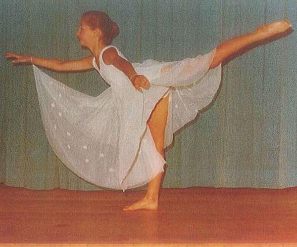Dance was how I expressed myself.