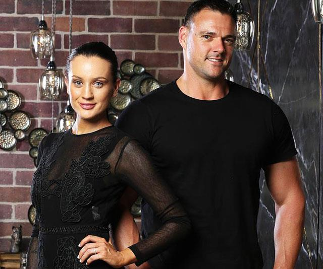 Bronson was infamously matched with Ines Basic (pictured) in *MAFS*' 2019 season.