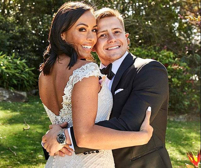 Mikey found fame tying the knot with Natasha on MAFS - but it's not his first TV role