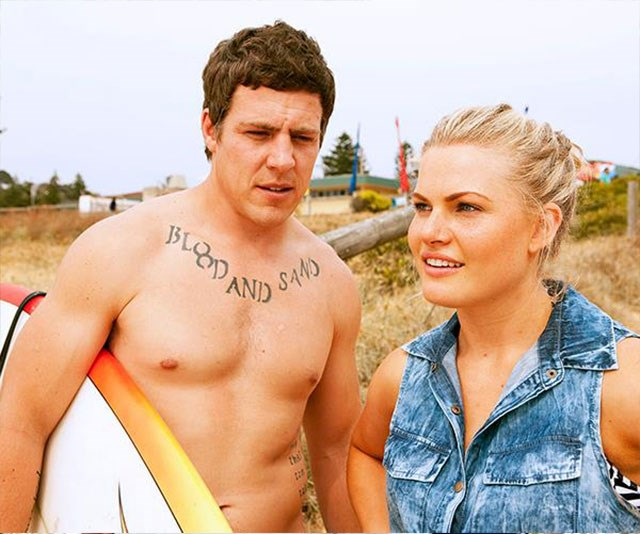 Could Mikey have been the next big Home and Away star? Image: Channel Seven