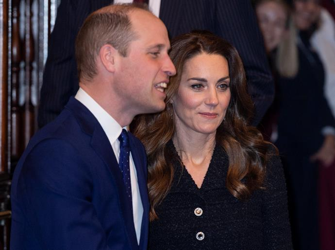 A rare video shared by the Palace revealed a rather sweet exchange between the royal couple.
