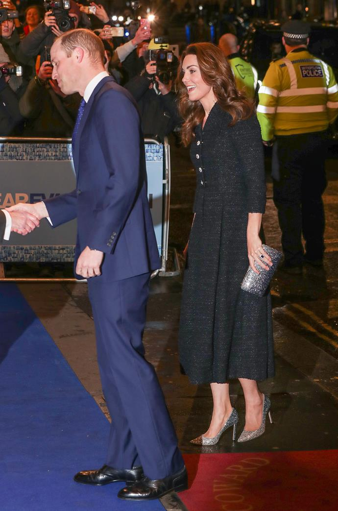 Kate and Wills have been stepping up their game of late, and they're nailing it.