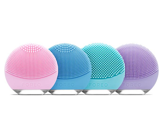 """**Foreo Luna™ Go, $149 at [Sephora](https://www.sephora.com.au/products/foreo-luna-go-for-combination-skin/v/combination-skin
