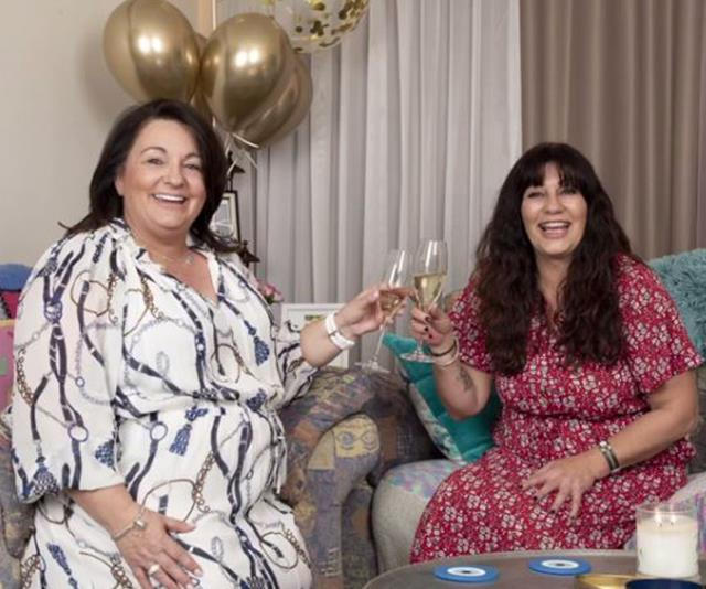 The best friends have starred on *Gogglebox* since the Australian version's premiere.