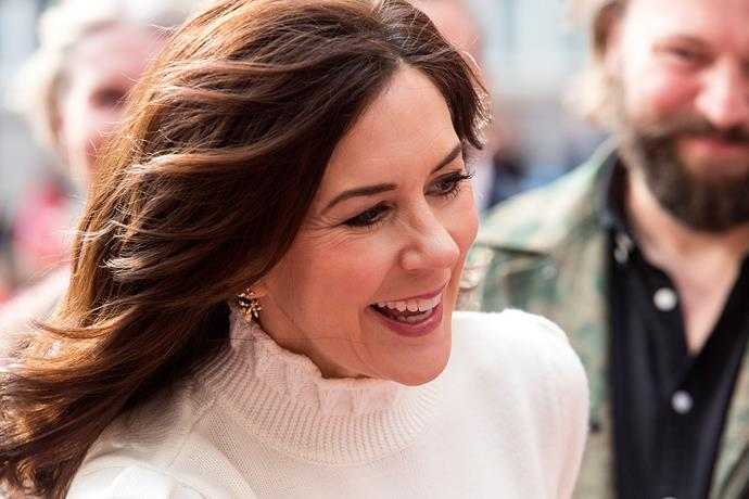 Crown Princess Mary has gifted us with another fashion win.