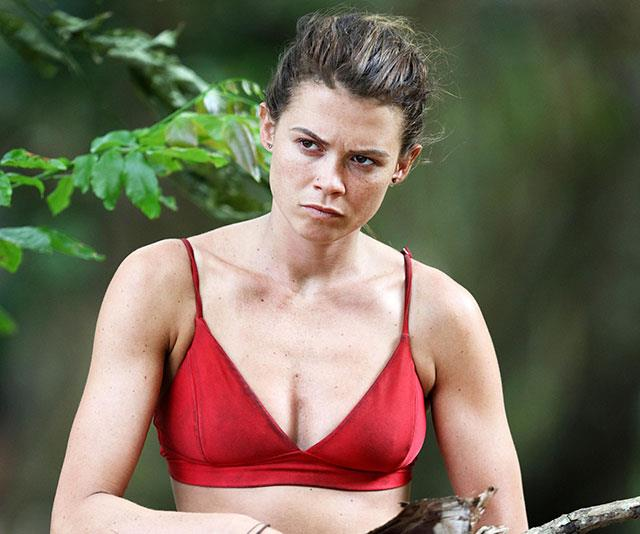 "** Felicity 'Flick' Egginton - episode 12**  <br><br>   After blindsiding former bestie Brooke Jowett last time around, that move came back to bite [Felicity 'Flick' Egginton](https://www.nowtolove.com.au/reality-tv/survivor/survivor-2020-cheating-flick-eliminated-62803|target=""_blank""). Brooke's revenge was served ice cold and Flick was voted out."