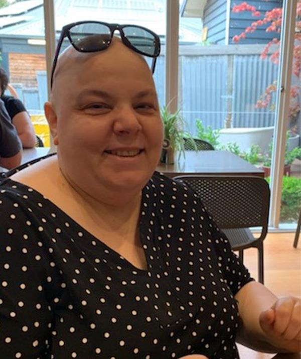 Annabel went into hospital on a Tuesday, and just a few days later, she was diagnosed with stage four ovarian cancer.