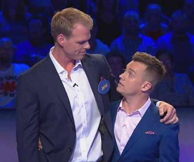 Grant Denyer's *Family Feud* first started in 2014.