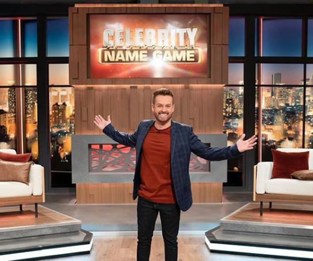 *Celebrity Name Game* first aired in May, 2019.