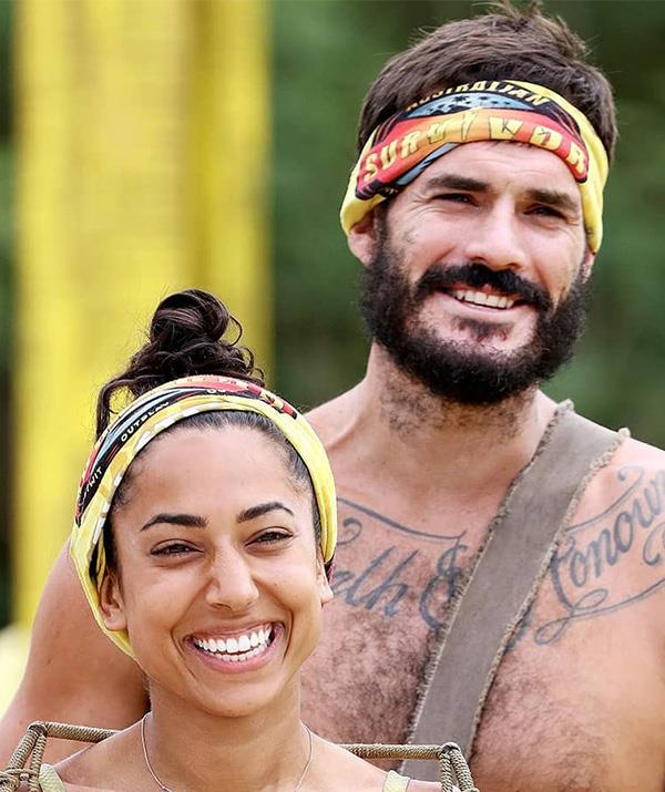 Brooke and Locky formed an instant connection on *Survivor: All Stars*.