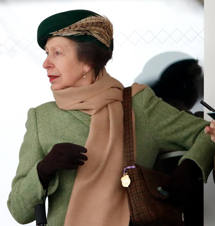 """A report from the *[Daily Mail](https://www.dailymail.co.uk/tvshowbiz/article-8060645/TALK-TOWN-Humble-Princess-Anne-shows-call-Harry-ordinary-really-means.html target=""""_blank"""" rel=""""nofollow"""")* revealed the Princess Royal rode a London tube during London Fashion Week. She boarded the train at Green Park station, which is near her residence at St James's Palace in London, then took the easy 15 minute journey to St Paul's Cathedral, where she disembarked to attend the Fashion Week event. Go Anne!"""