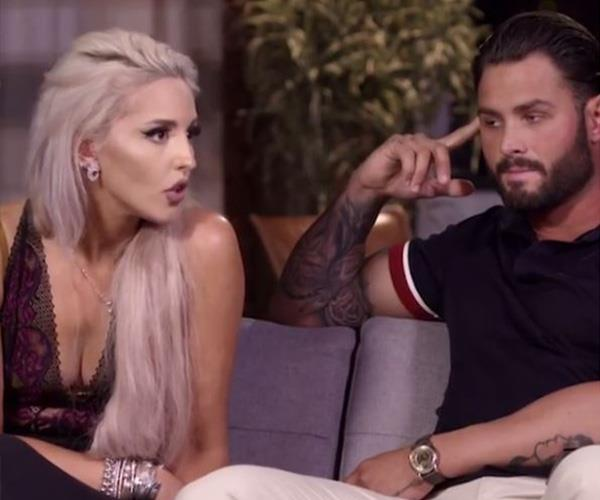 Lizzie and Sam had a disastrous marriage on the last season of *MAFS*.