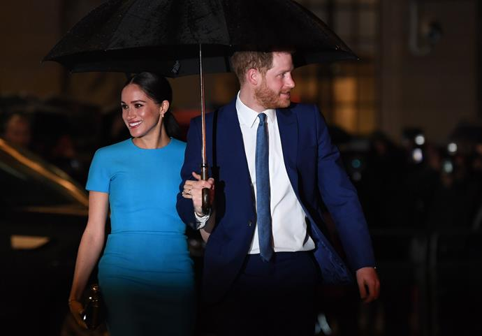 The Endeavour Fund Awards mark the first of several final engagements Harry and Meghan will attend before they step back.