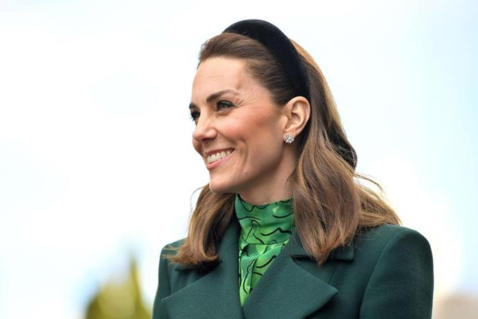 It's official - Kate is a headband Queen!