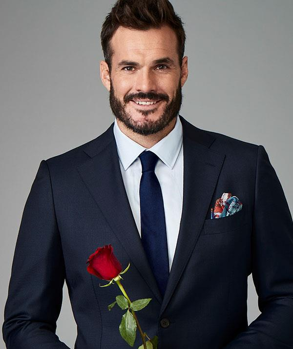 Locky is about to become this year's Bachelor.