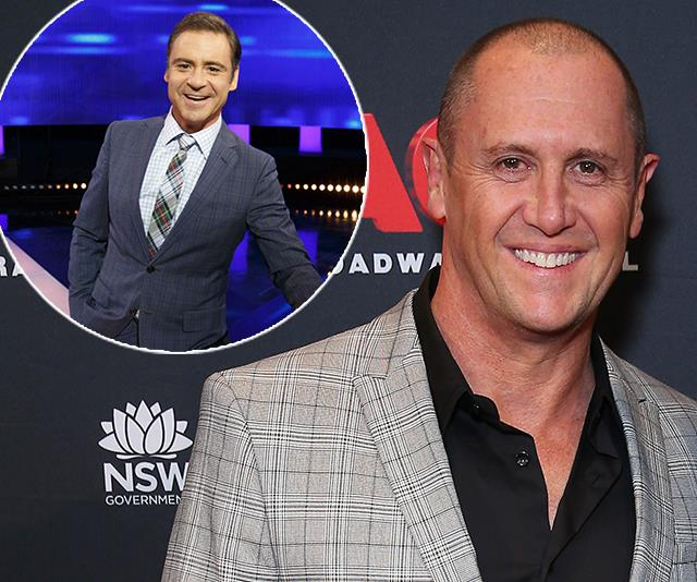 Channel Seven are hoping Larry Emdur will take over hosting duties ASAP.