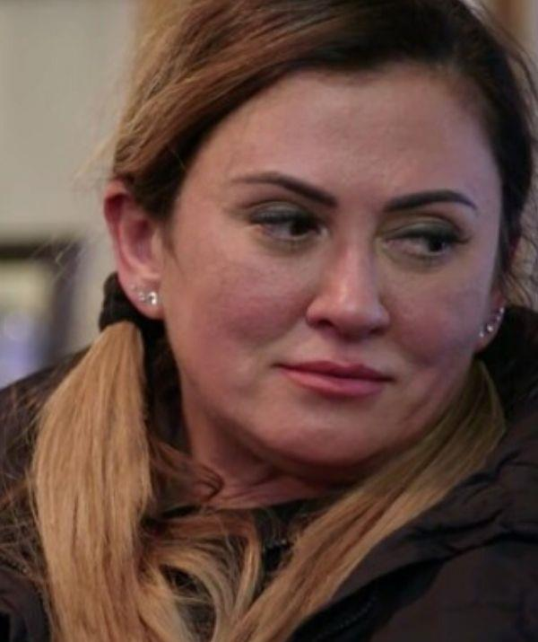 ''She's put on weight from all the stress and emotional abuse,'' says an insider.