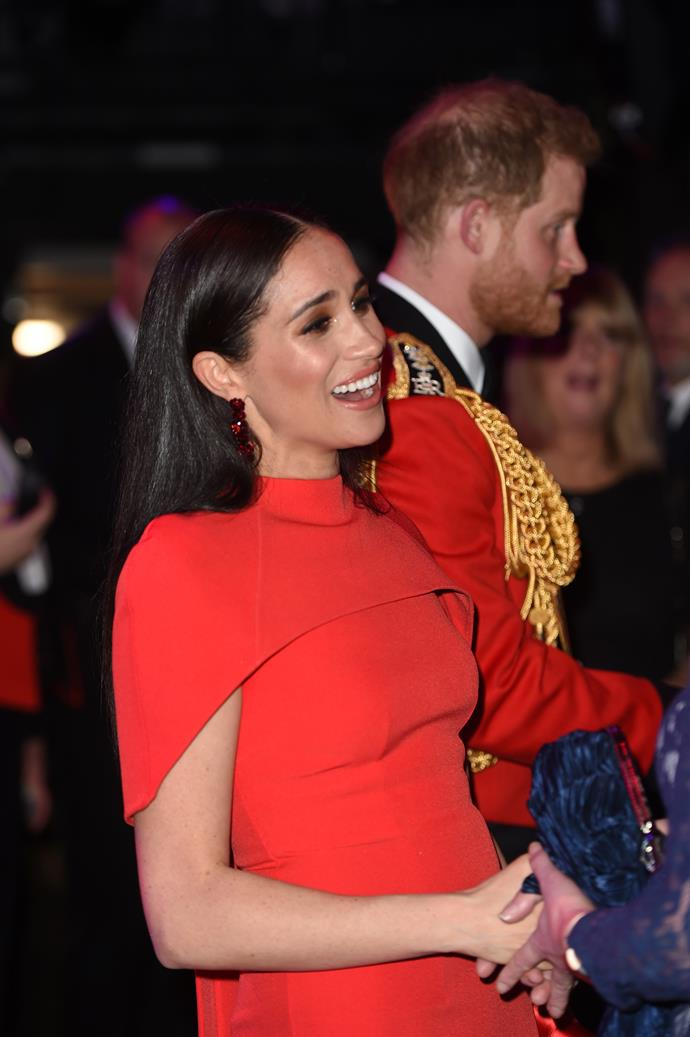 Harry and Meghan are attending several final engagements before they step back from their royal roles for good.