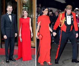 Seeing double: The royals have worn the same outfit on more occasions than you'd think
