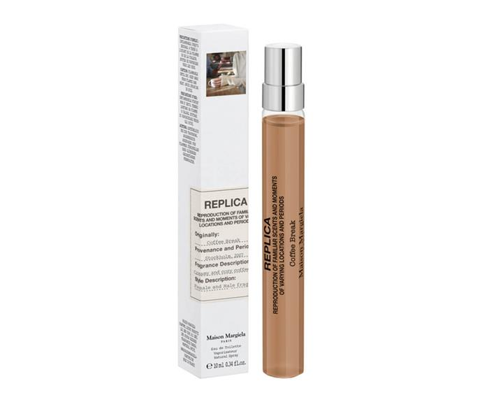 "**Maison Margiela Coffee Break EDT, $43 at [MECCA](https://www.mecca.com.au/maison-margiela/coffee-break-edt/V-039634.html|target=""_blank""