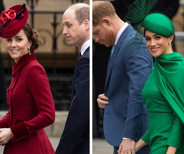 Meghan and Kate looked incredible in their Commonwealth Day ensembles.