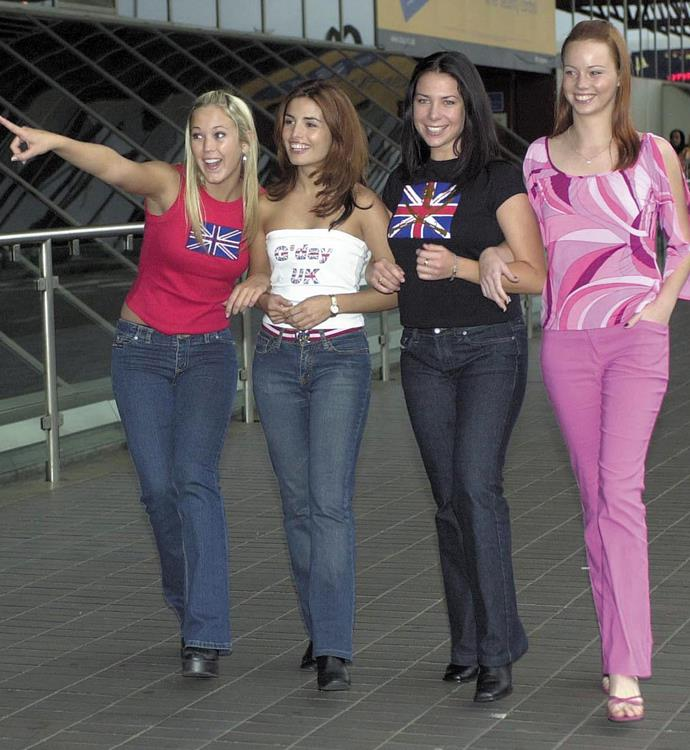 """In 2001, the *Home and Away* star [joined her cast mates](https://www.nowtolove.com.au/celebrity/tv/home-and-away-cast-in-real-life-friends-49958