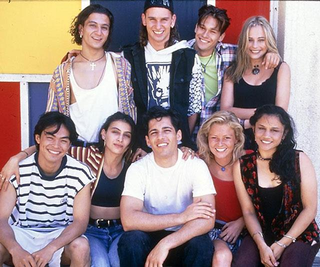 A reboot of popular 90s teen drama *Heartbreak High* could be in the works.