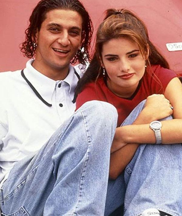 Salvatore Coco (pictured with Ada Nicodemou) told *Woman's Day* last year he'd be up for a reboot.