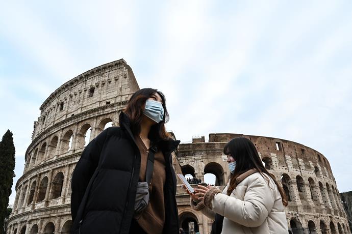 Italy has gone into full shutdown mode.