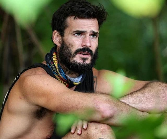 Locky was announced as the new *Bachelor* shortly after his *Survivor* elimination.