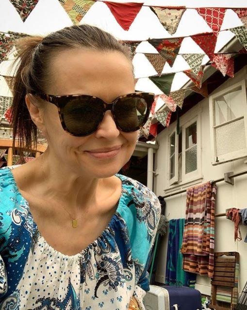 "**Lisa Wilkinson** <br><br> *The Project* host Lisa recently travelled to the US for a celebrity interview, however, it appears she was keen to get back home sooner rather than later.  <br><br> Posting a picture to Instagram, the legendary journalist wrote: ""America feels like it's shutting down, and I don't know how much longer these borders are going to be open. Australia, here I come... Be safe everyone.""  <br><br> We hope you get home safely too, Lisa!"