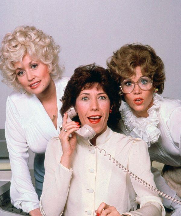 9 To 5's Dolly Parton, Lily Tomlin and Jane Fonda made waves in the 1980 comedy classic