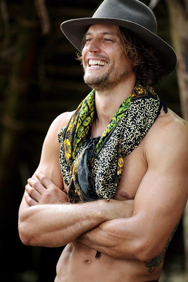 David is one of the most revered competitors on *Survivor*.