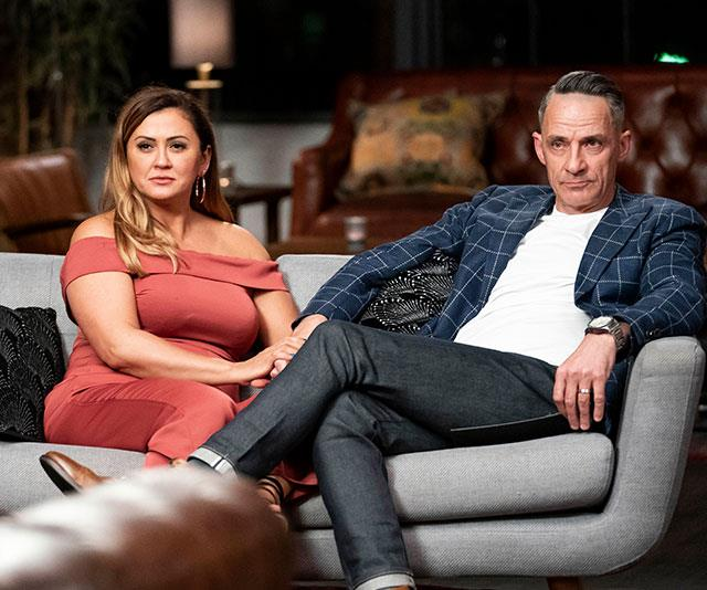 MAFS stars' confessions were brought up during camera interviews.