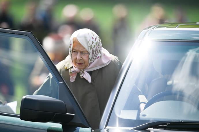 The Queen has adapted her working schedule as she self-isolates at Windsor Castle.