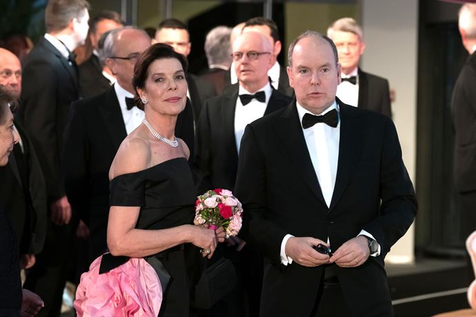 The annual Bal de la Rose, also known as the Rose Ball, has been a staple in the Monacan royals (and indeed Princess Caroline's) diaries for years, but it has been postponed for 2020 in light of the coronavirus pandemic.